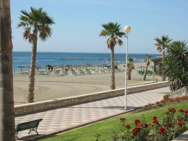 Fantastic price for beachfront apartment!  Call us now...