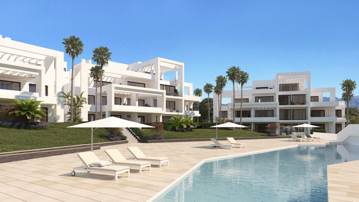 Off plan apartments between Estepona and Puerto Banus