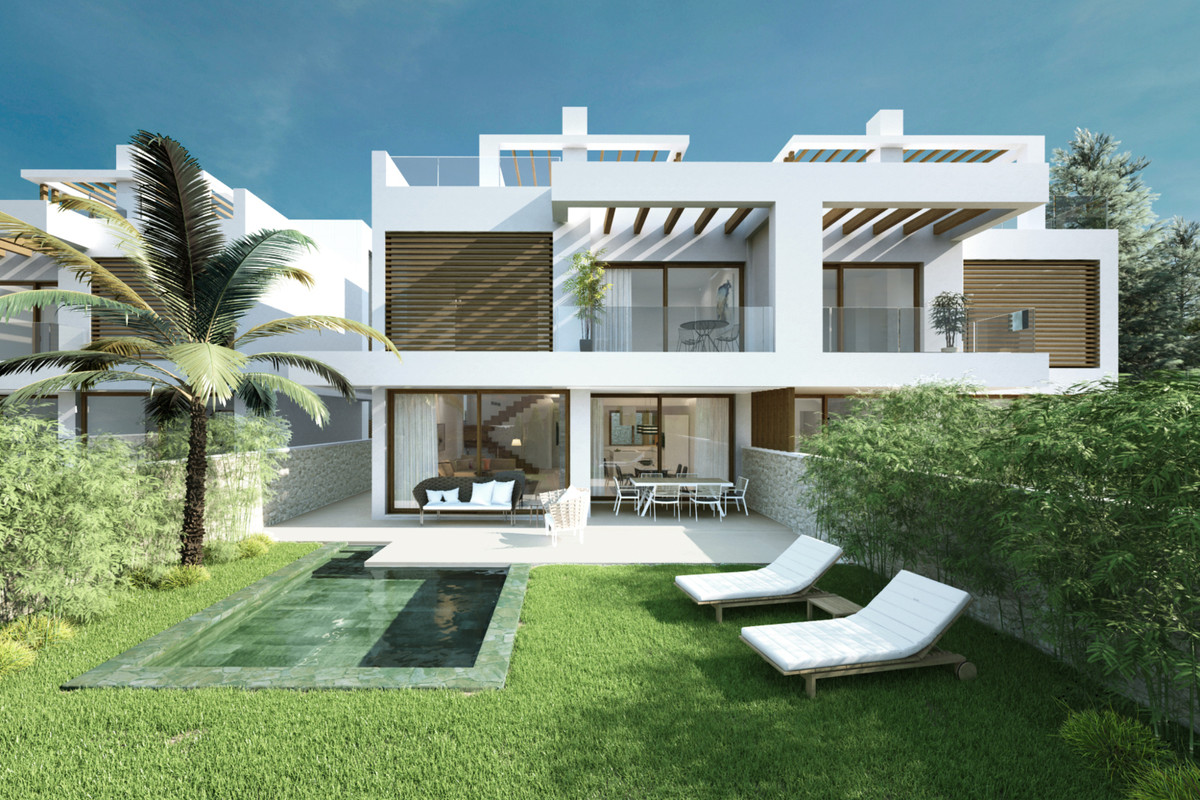 Luxury properties with panoramic and picturesque views of the sea