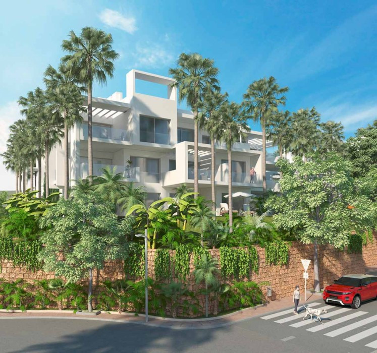 Come enjoy Estepona's latest development!