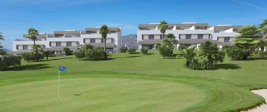 Near Malaga and Marbella, with panoramic views