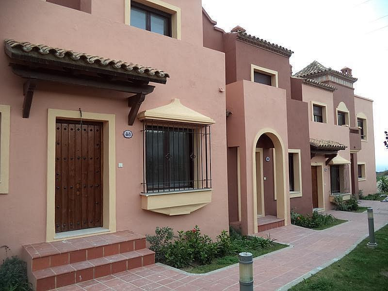 Traditional townhouse in historic Estepona