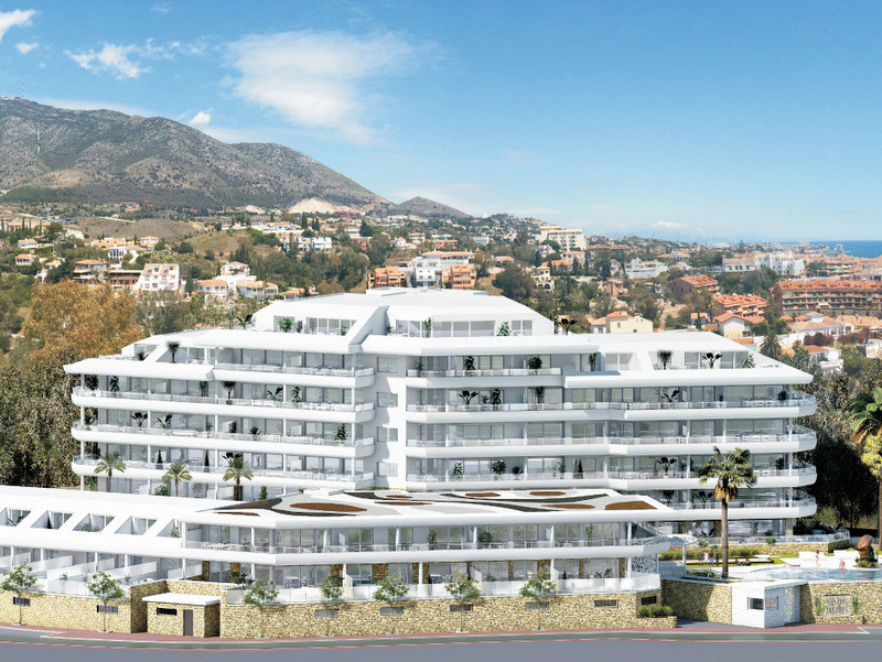 Off-plan development between Marbella and Malaga