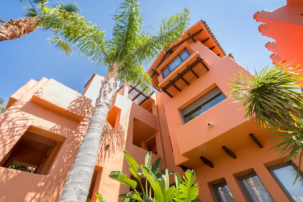 Luxury apartments just 5min from famous Puerto Banus