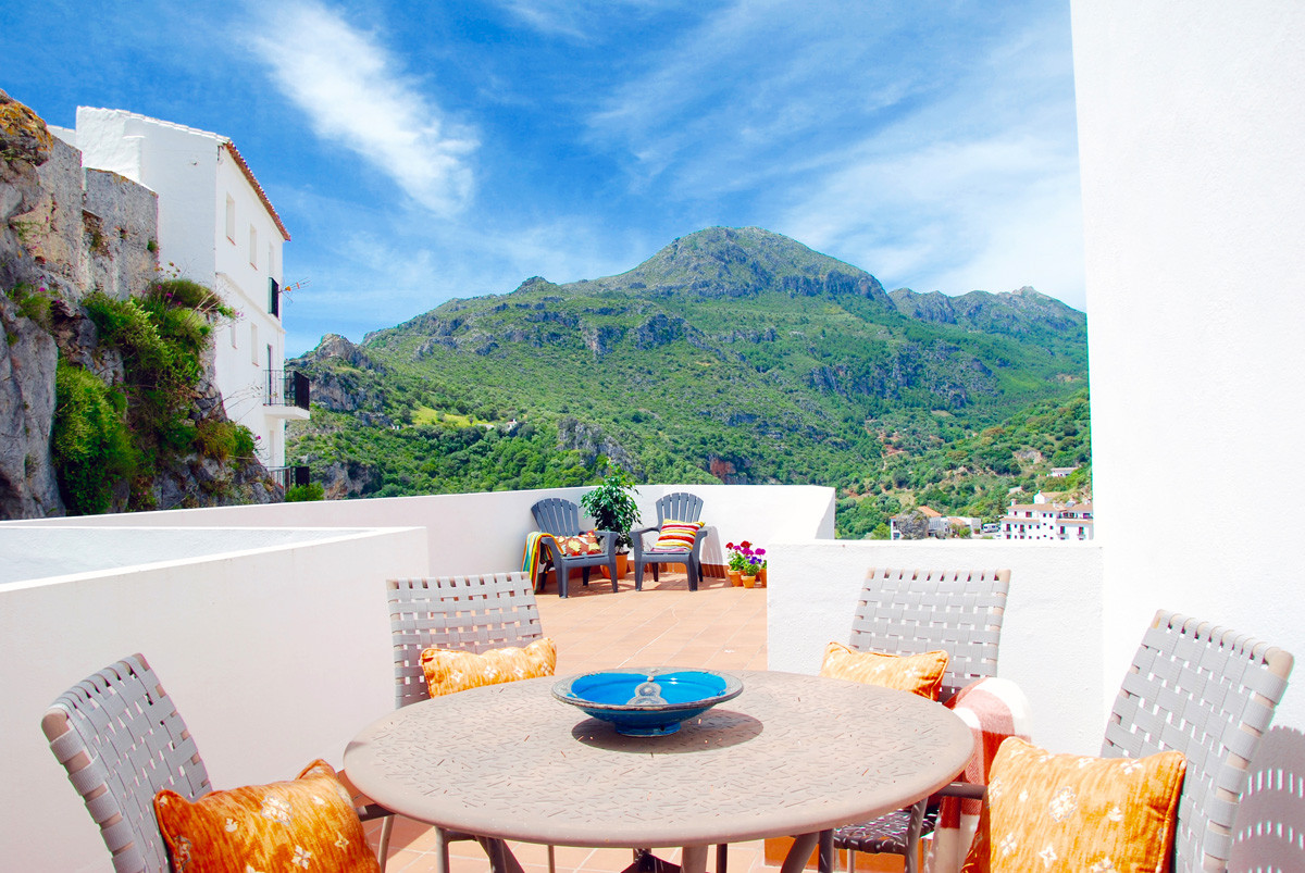 Renovated apartments in most beautiful village in Andalucia