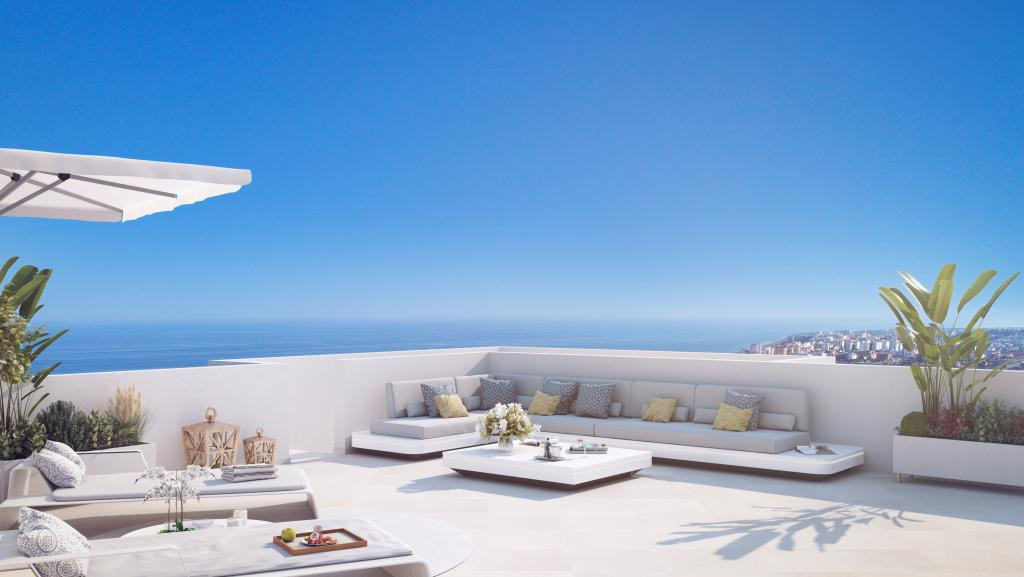 ONE OF THE BEST DEVELOPMENTS EAST OF MALAGA!