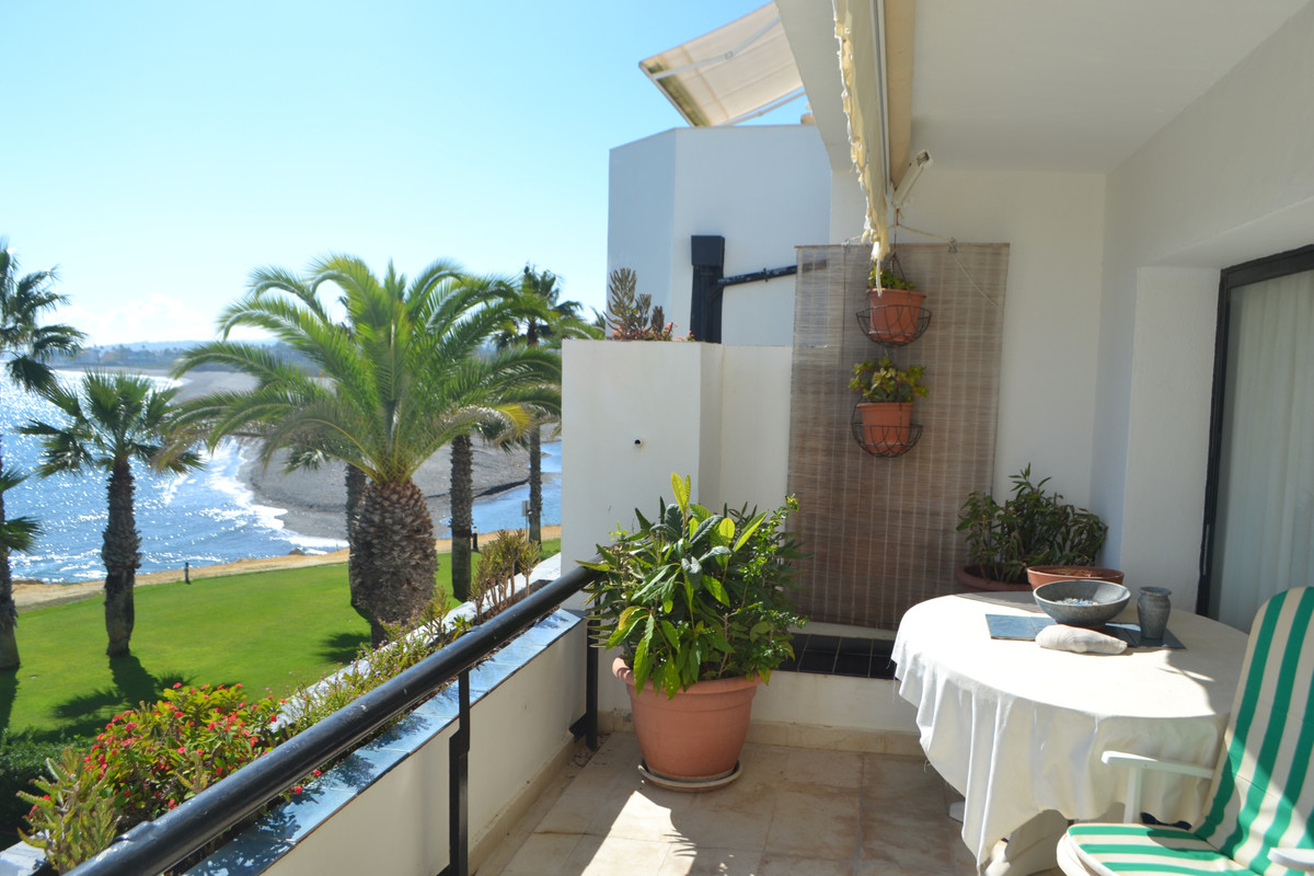 WAKE UP TO SOME OF THE FINEST SEA VIEWS.  This spacious apartment is situated in one of the original,Spain
