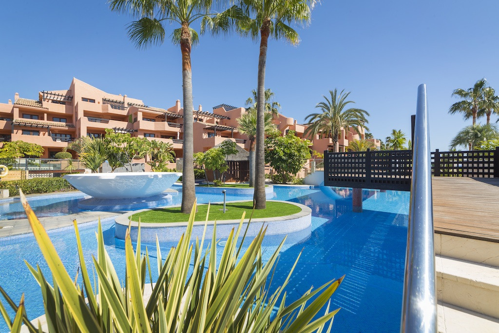 Exclusive residential development close to Puerto Banus