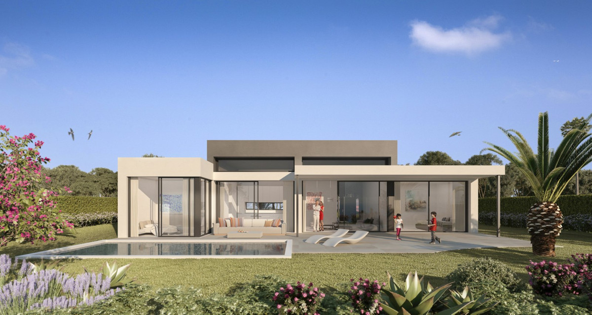 Exciting new villas on the Costa del Sol