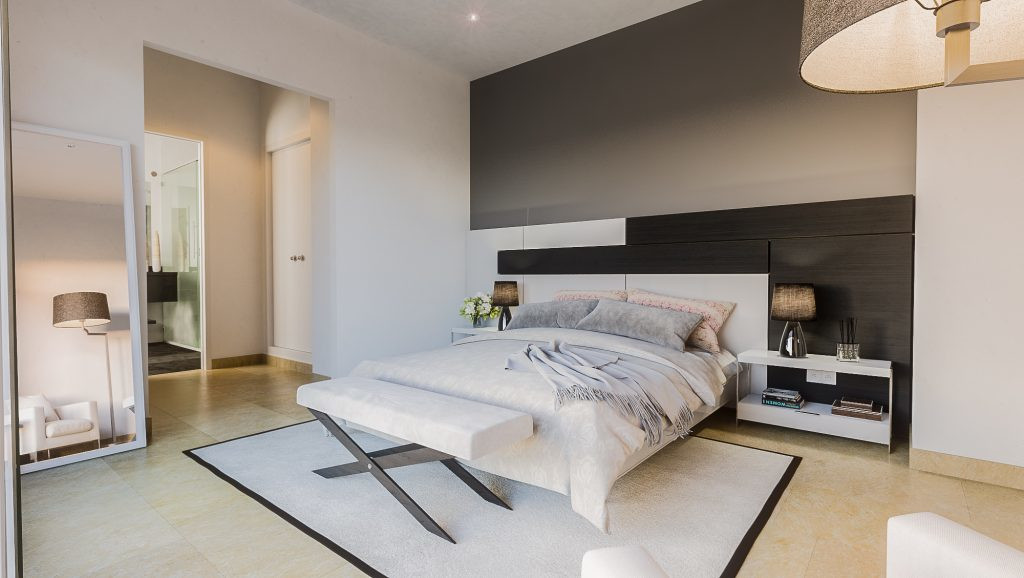 High quality, stylish apartment, private garden...what else?