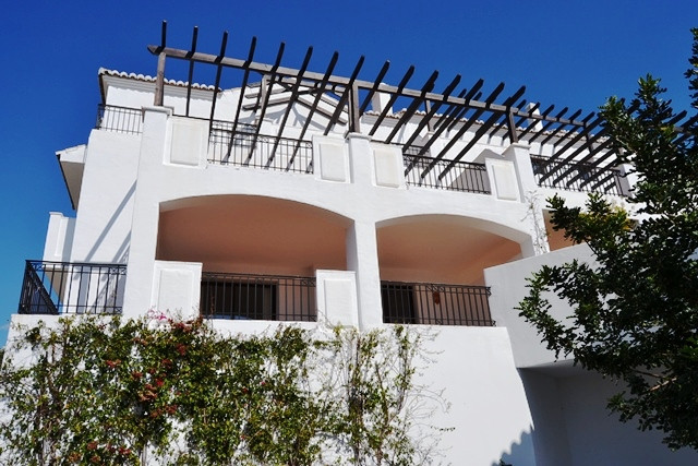 2 bed duplex near world famous Marbella