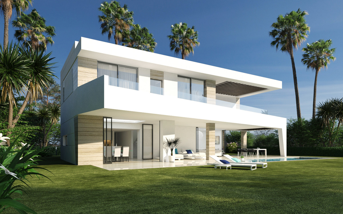 New development ideally located between Estepona and Puerto Banus