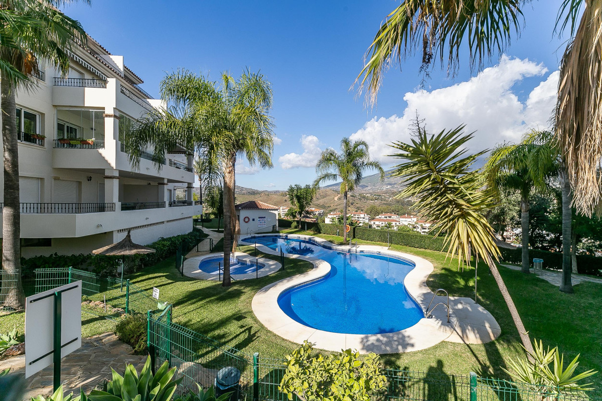 Perfect holiday home and second residence In La Cala Hills , an apartment with 2 bedrooms and 2 bath,Spain