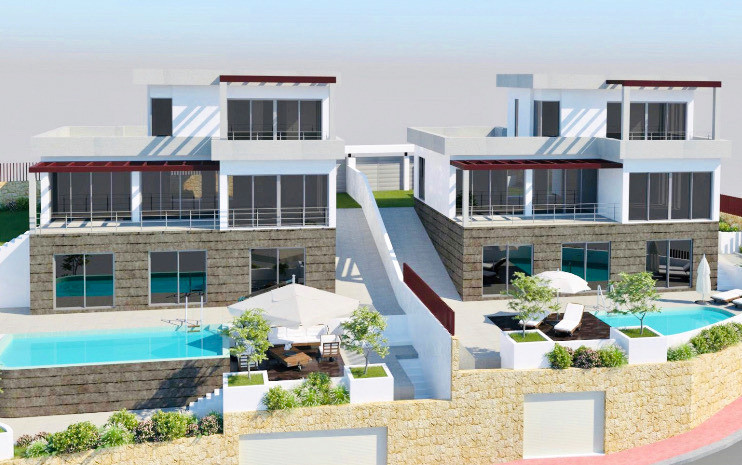 New Development: Prices from € 850,000 to € 850,000. [Beds: 4 - 4] [Baths: 4 - 4] [Built s,Spain