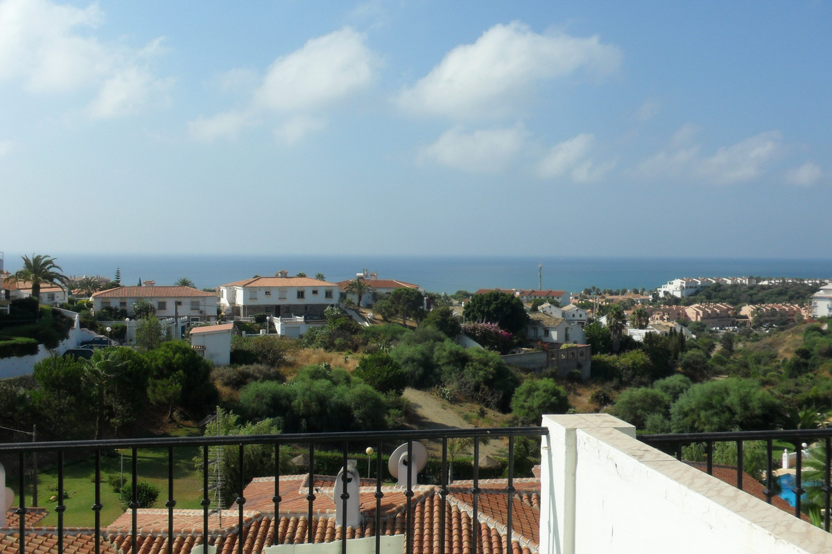 A well situated top floor apartment (top) with shops and restaurants nearby. The property has 2 bedr,Spain