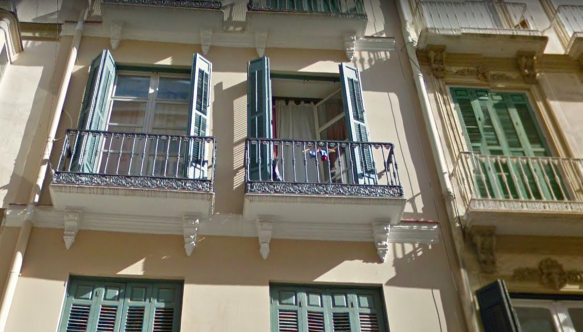 Studio for sale in Malaga Centro