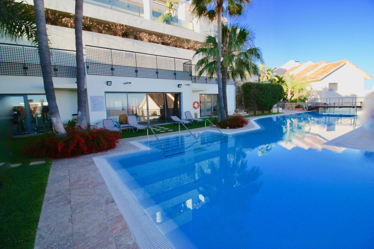 Groundfloor apartment in the luxury community of Los Monteros Hills Club with private garden.  Breat,Spain