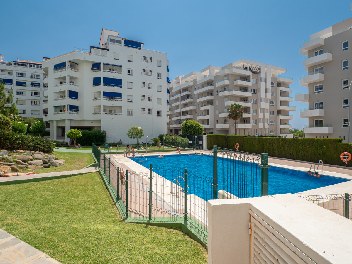 Centrally located two bedroom, top floor apartment in the residential area of La Campana, within Nue, Spain