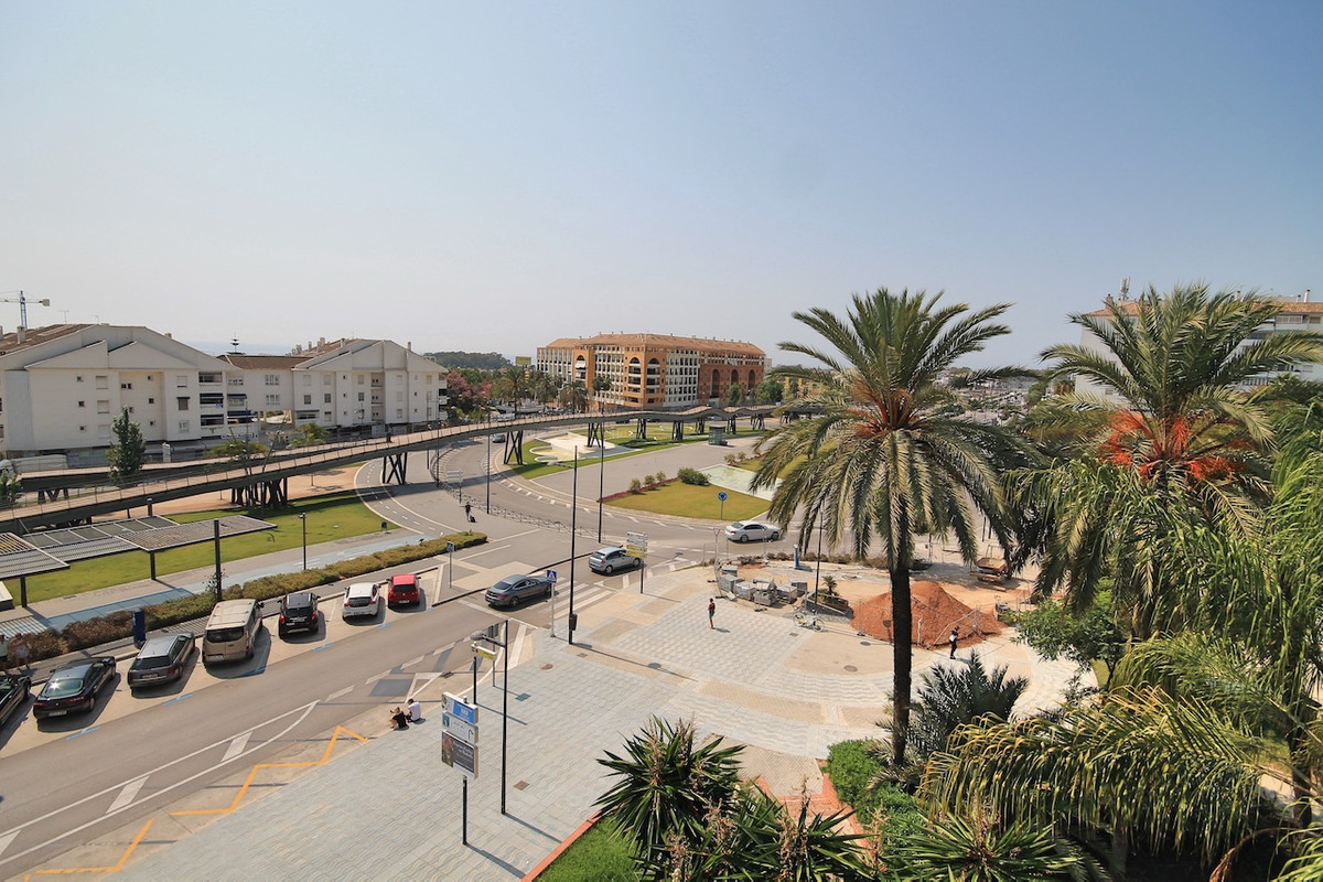 Bright two bedroom apartment, located directly on the boulevard of San Pedro de Alcantara, within wa,Spain