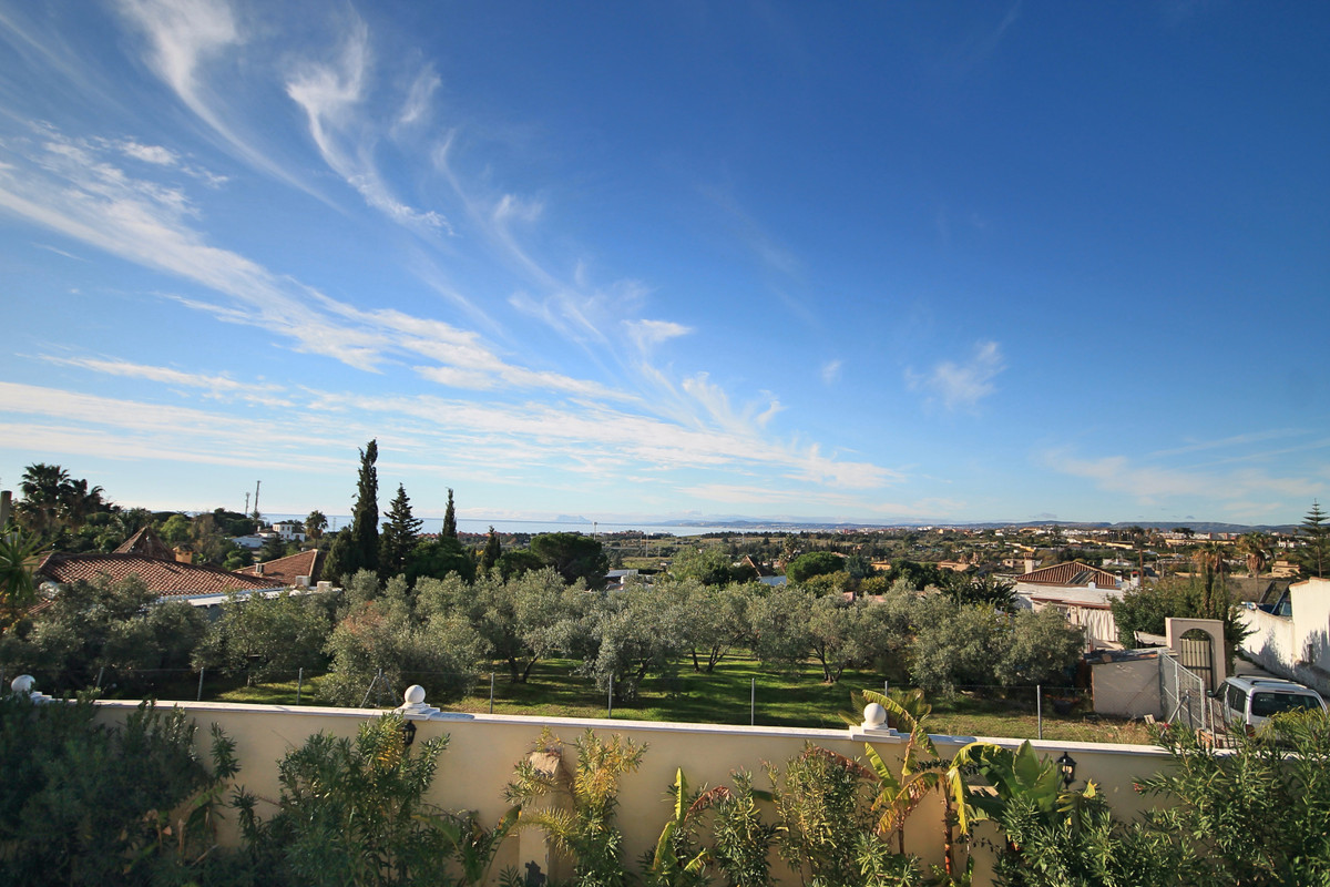 Well positioned residential plot with sea and mountain views.  The plot is located within the Puerto, Spain