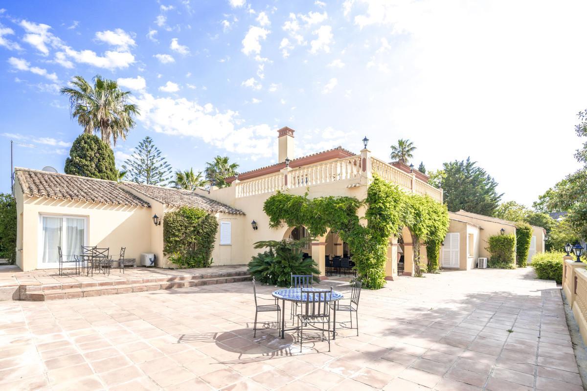 Villa con 7 Dormitorios en Venta Sotogrande Costa