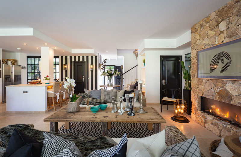 Townhouses for sale in Guadalmina 17