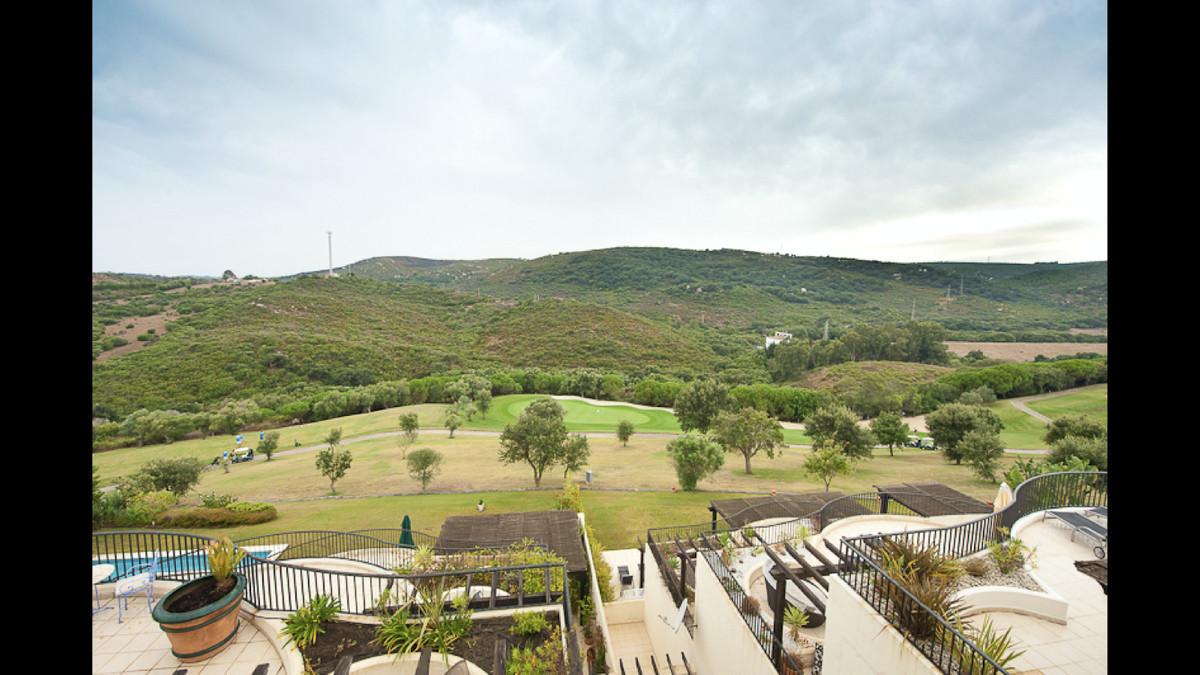 Large, three bedroom penthouse apartment with huge terraces, views of the golf, abundant afternoon s,Spain
