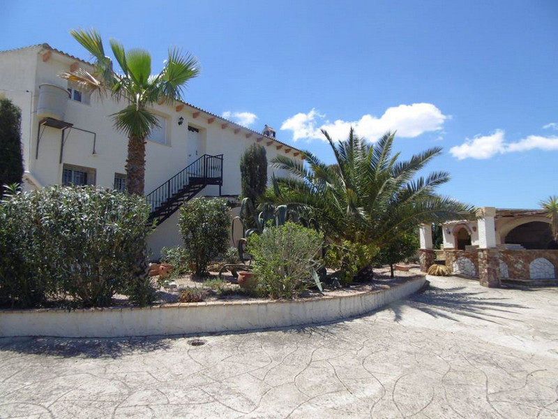 Detached Villa in Calasparra for sale