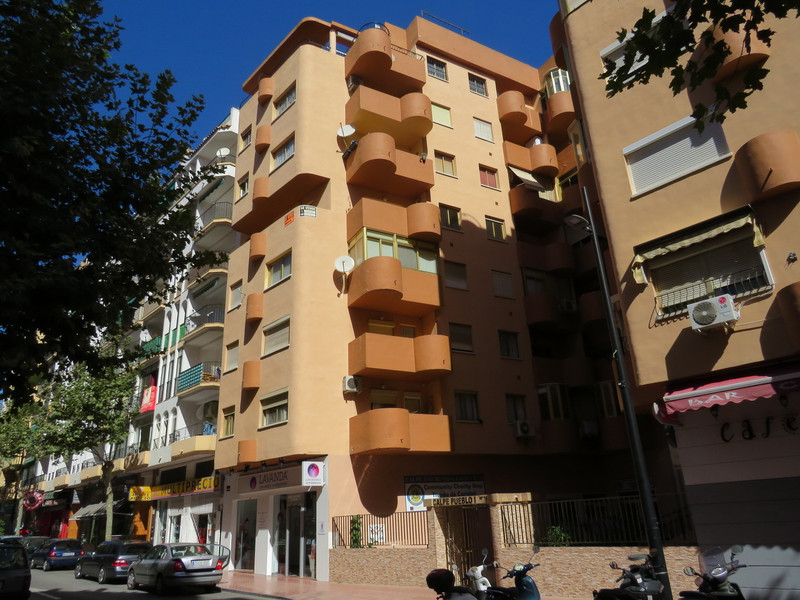 Middle Floor Apartment in Calpe for sale