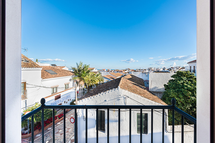 Duplex Penthouse in the centre of Benalmadena Village. On the first floor there is a sitting room an,Spain