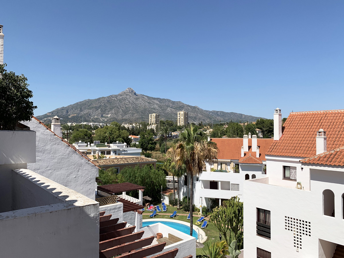 First floor apartment  Nueva Andalucia. The urbanization is a closed development with 24 hour securi,Spain
