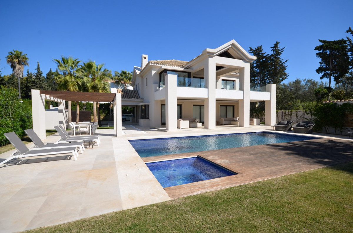 Luxury Villa / Property for sale The Golden Mile Spain