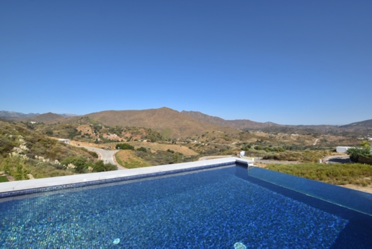 If you would like total privacy, the height of luxury and the latest in eco friendly design and tech,Spain