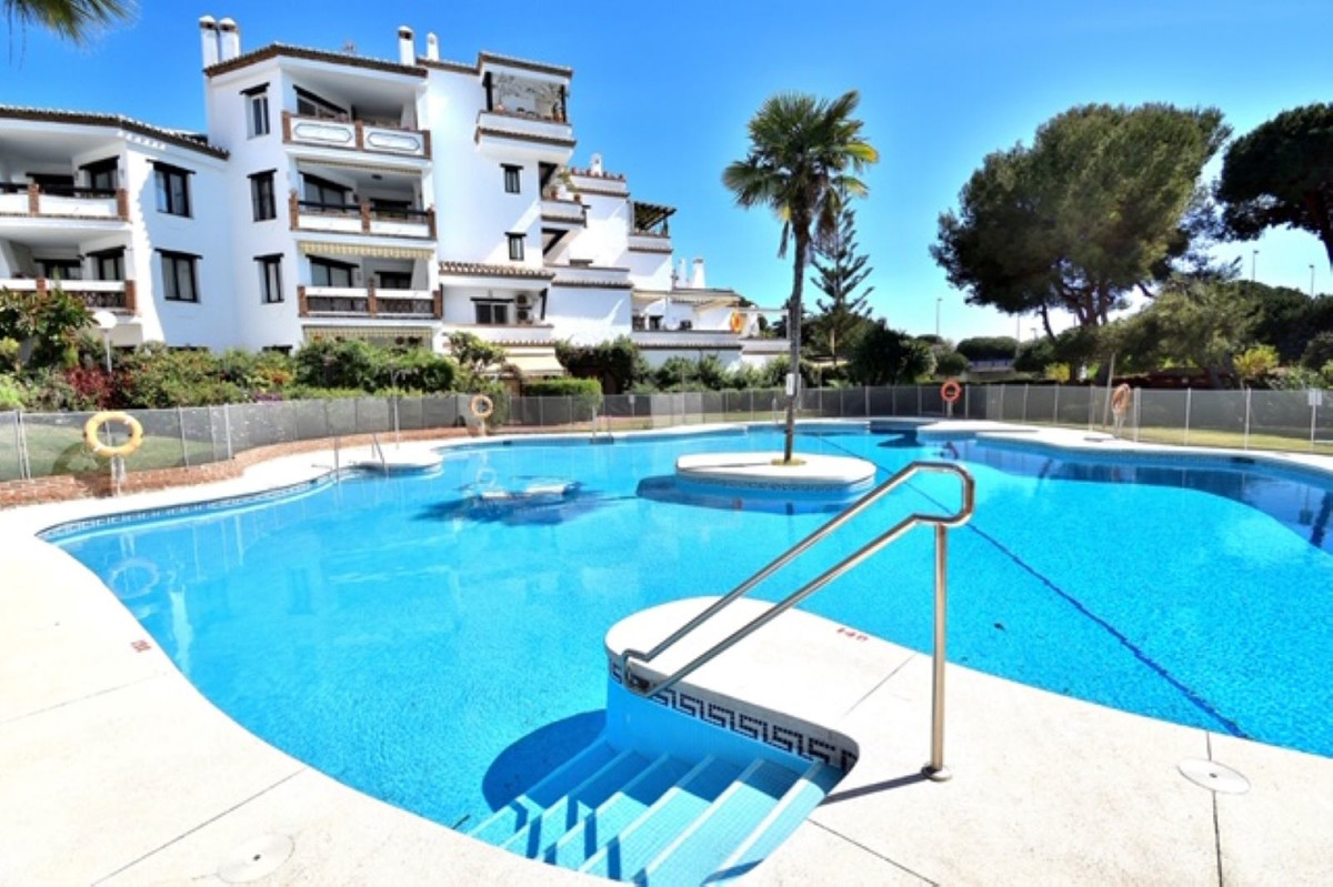 This apartment has been recently refurbished to a high and modern standard making it ready to move i, Spain