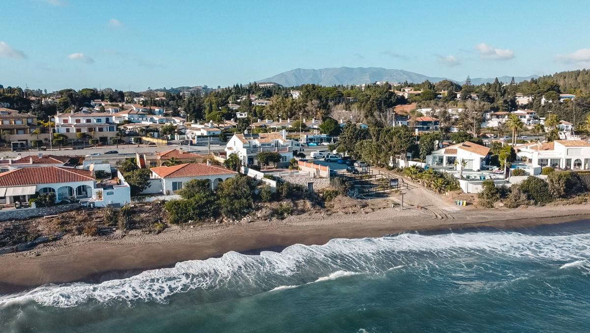 AUTHENTIC BEACHFRONT VILLA. UNIQUE TO THE MARKET! Incredible potential.   Impressive bright beach vi,Spain