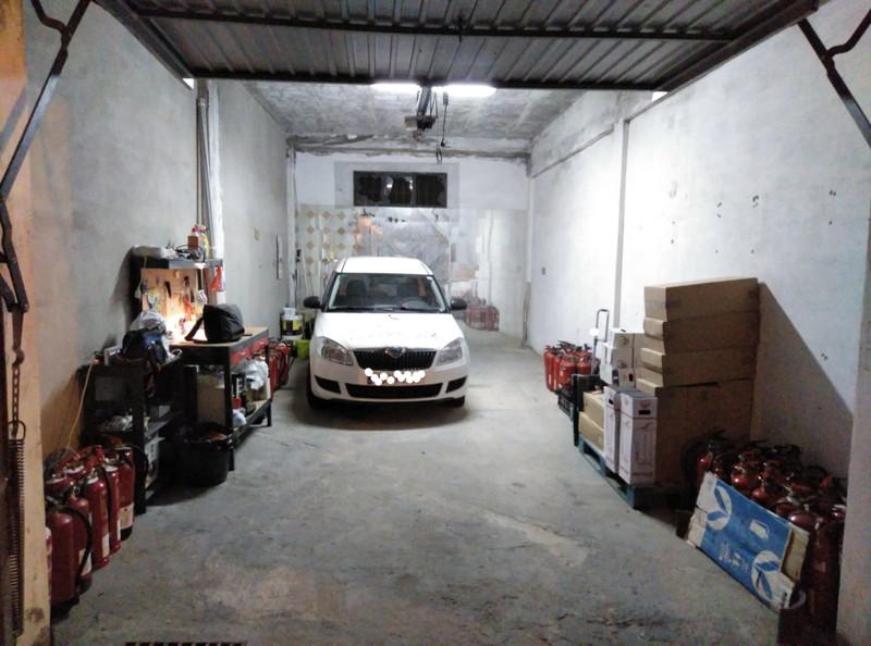 Warehouse in Marbella