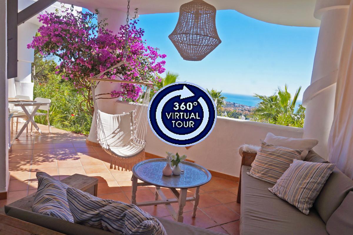 Apartamento Planta Baja en Venta en Calahonda – R3619178