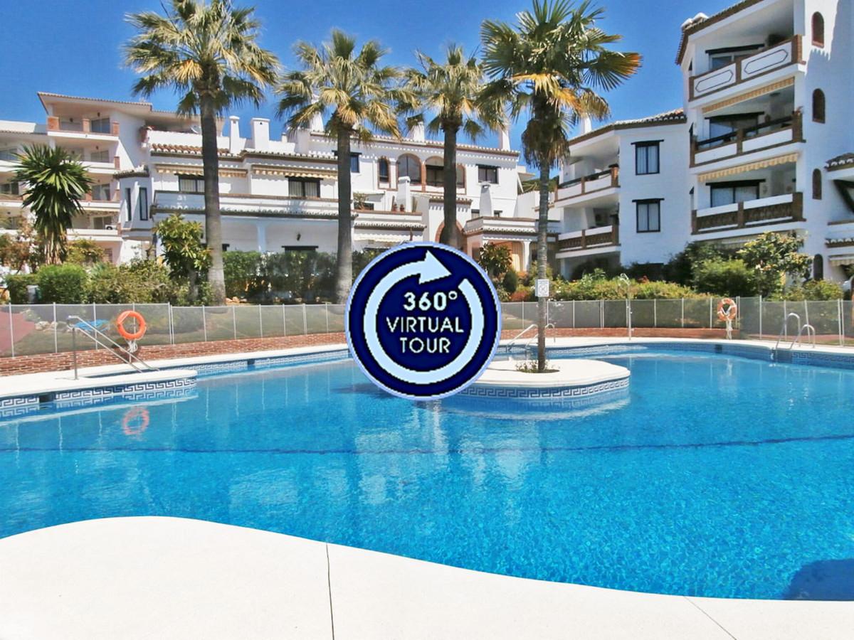 Marbella Banus Apartamento Planta Media en Venta en Calahonda – R3700826