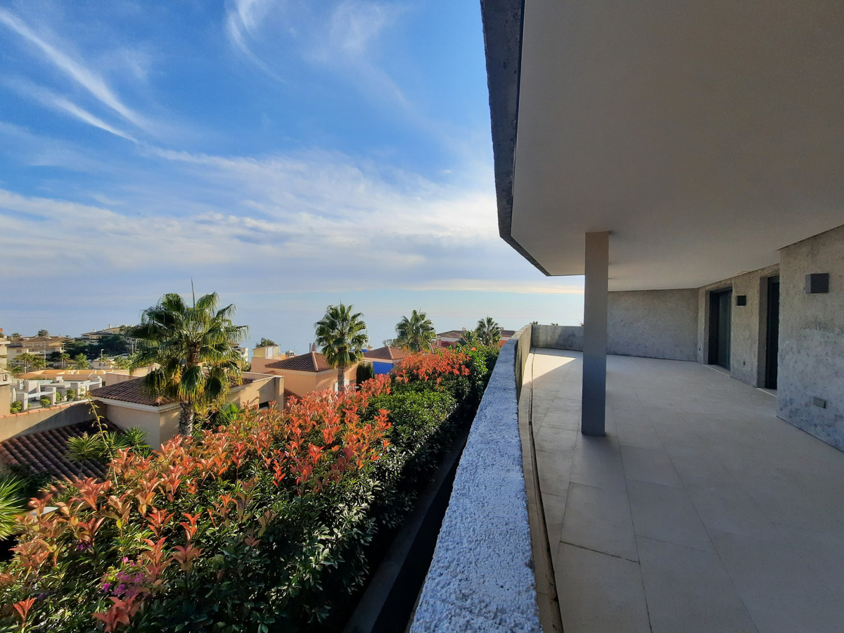 Incredible brand new luxury apartment with spectacular panoramic sea views in Torrequebrada. This be,Spain