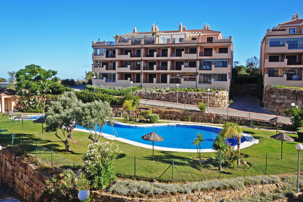 This apartment is located frontline Calanova golf course just a few kms from La Cala de Mijas. That&,Spain
