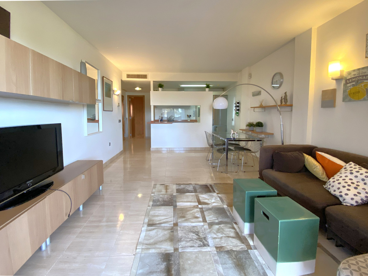 1 Bedroom Middle Floor Apartment For Sale Benalmadena