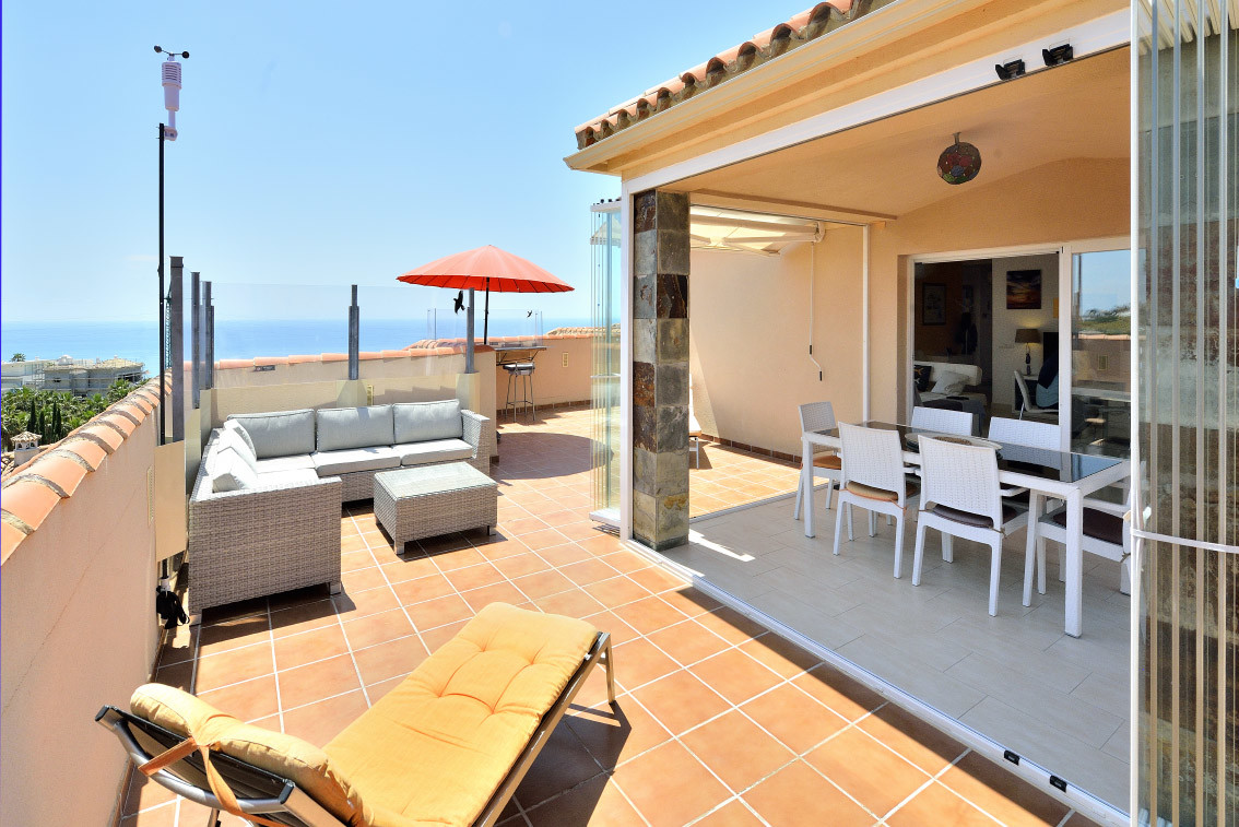 2 bed Penthouse for sale in Benalmadena