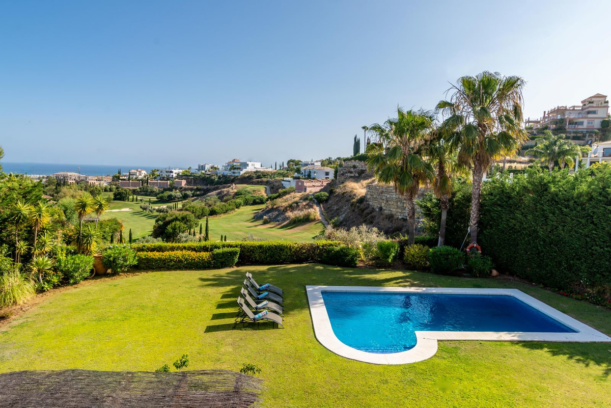 REDUCED!!. ONE OF THE MOST LUXURIOUS AND BEST EQUIPPED VILLA IN LOS FLAMINGOS with 6 bed, 5.5 bath, ,Spain