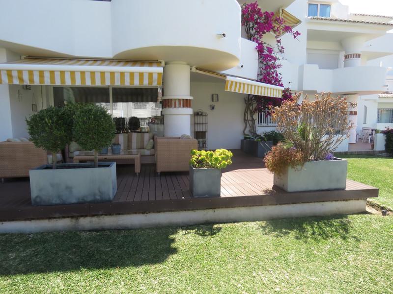 Ground Floor Apartment Calahonda
