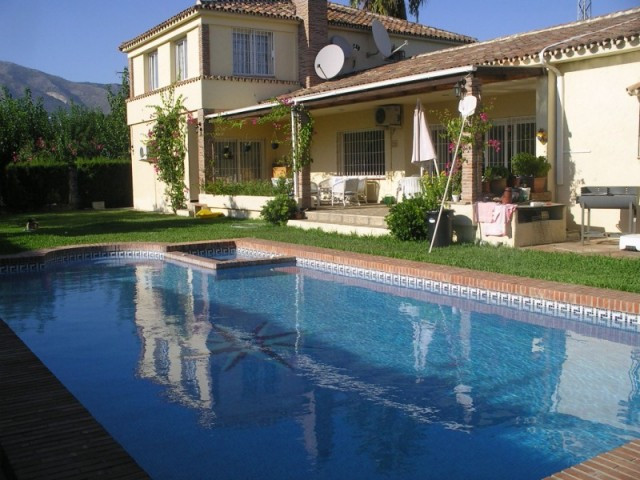 Detached Villa - Fuengirola - R705910 - mibgroup.es