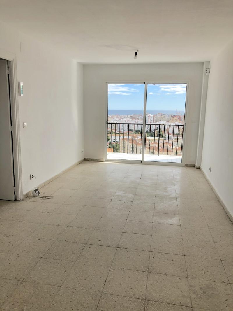 Top Floor Apartment in Málaga for sale
