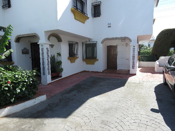 Townhouse in Calahonda