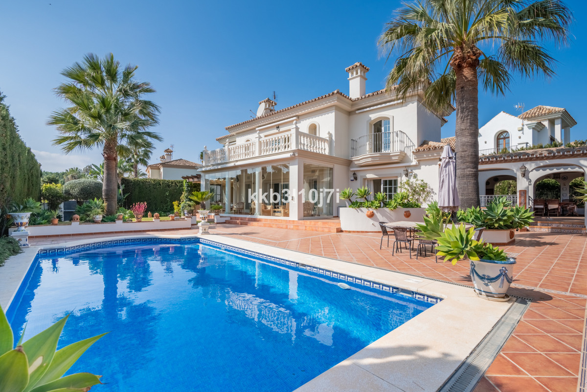 Ideal family home in Las Lomas del Marbella Club Elegant family home in one of the best areas of the,Spain