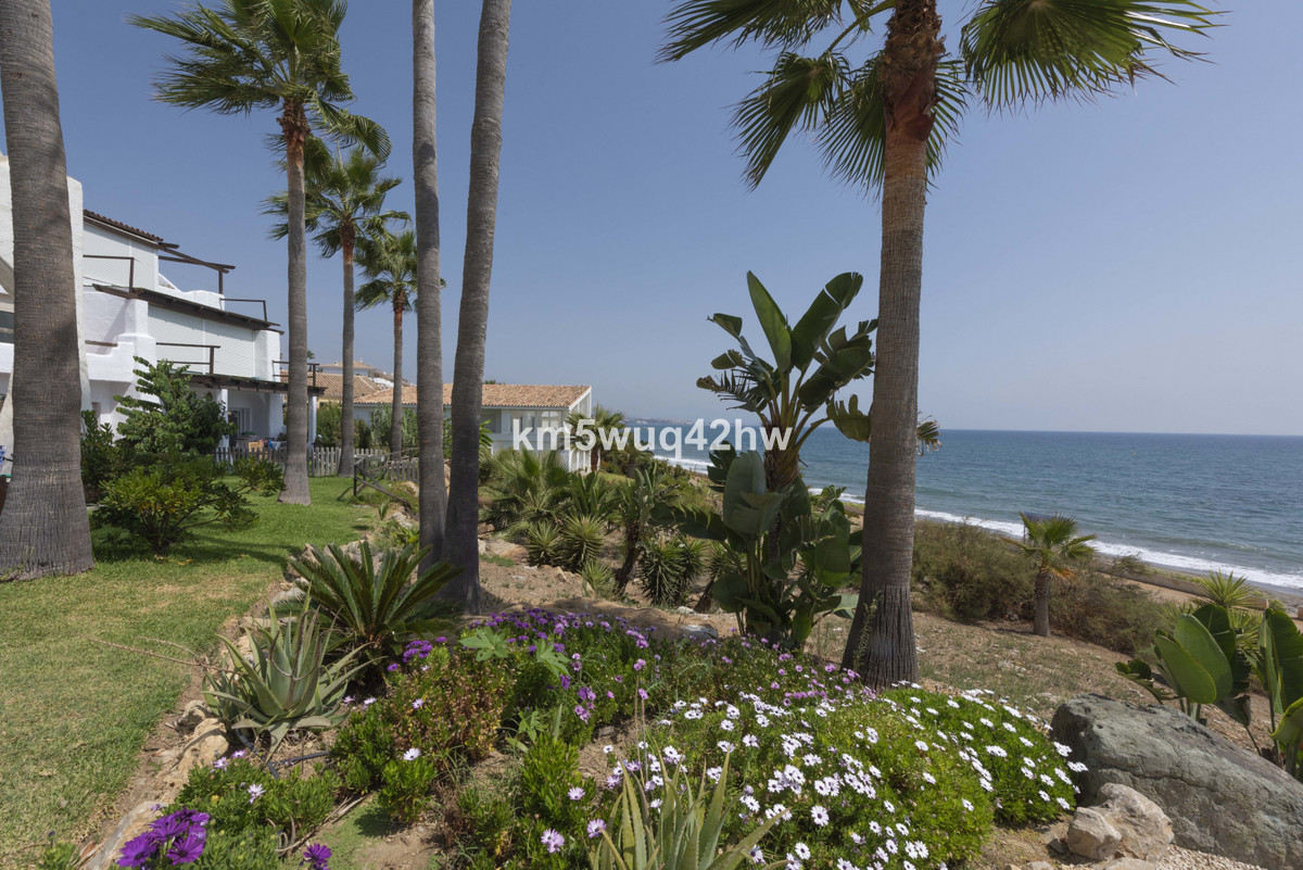 JUST REDUCED!! Enjoying an enviable frontline beach position, direct access to the beach, just ten m, Spain