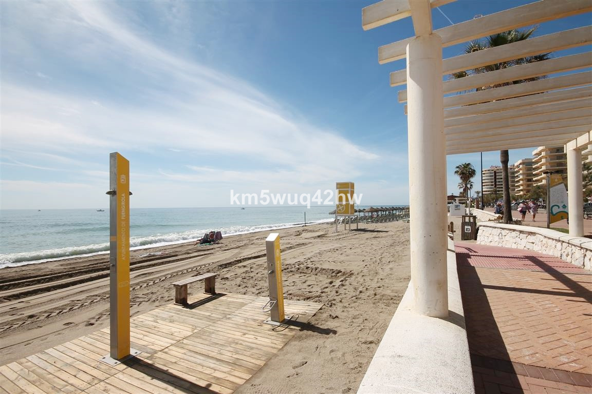 Boasting a unique beachfront location on Fuengirola's promenade, across the street from the san, Spain